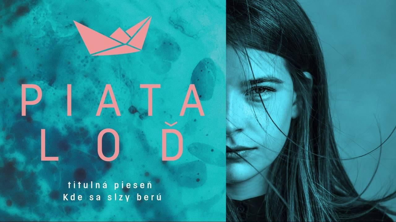 AUDIO: Katarzia napsala a nazpívala titulní skladbu filmu Pátá loď, hostuje Juraj Benetin z Korben Dallas
