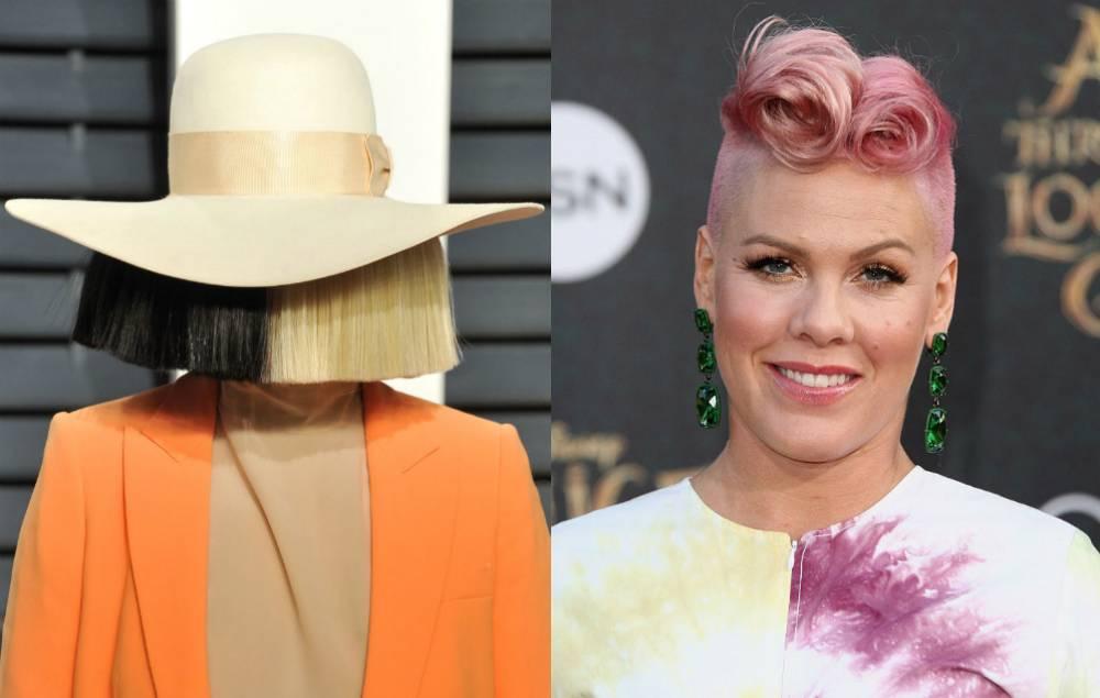 AUDIO: Sia a Pink propůjčily své hlasy duu Stargate. Poslechněte si Waterfall