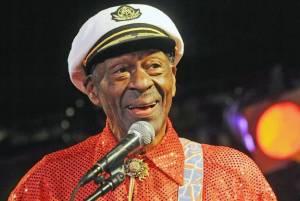 AUDIO: Chuck Berry se rozloučí deskou. Poslechněte si singl Big Boys z posmrtné novinky