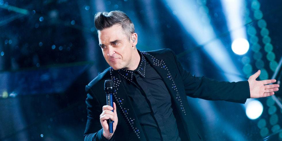 AUDIO: Drž se svojí cesty, radí Robbie Williams v novém singlu