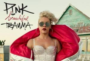 AUDIO: Pro Pink je v singlu Beautiful Trauma její láska drogou