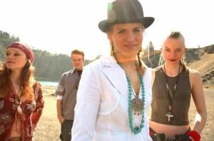 AUDIO: Gaia Mesiah představuje po deseti letech nový singl Sílu!