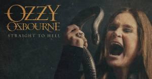 AUDIO: Ozzy Osbourne se vytasil s další novinkou Straight To Hell. Hraje v ní Slash