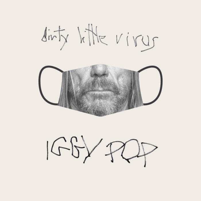 """AUDIO: """"Ten zatracenej, titernej virus,"""" zpívá Iggy Pop v překvapivém singlu, jímž se loučí s prapodivným rokem 2020"""