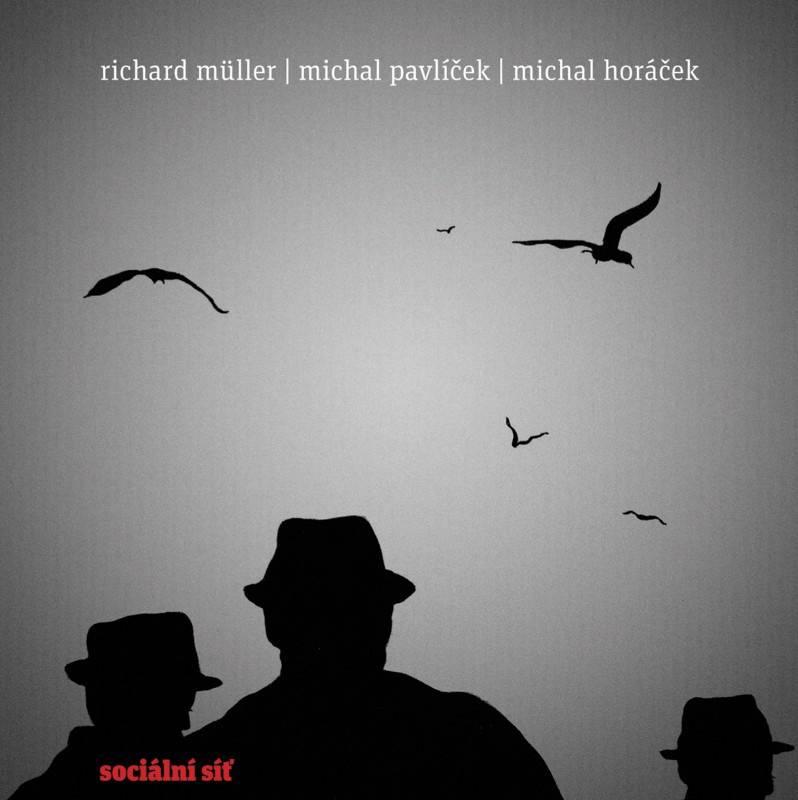 Richard Müller, Michal Pavlíček, Michal Horáček