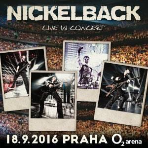 SOUTĚŽ: Setkání s Nickelback!