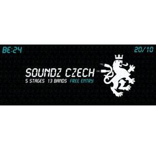 SOUTĚŽ: Soundz Czech – narozeniny Roxy