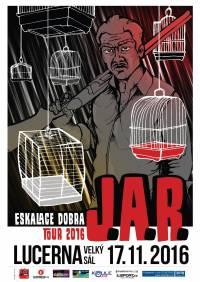 SOUTĚŽ: J.A.R. v Lucerně