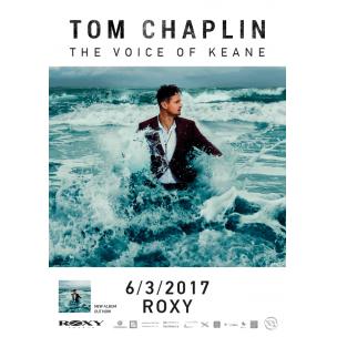 SOUTĚŽ: Tom Chaplin z Keane