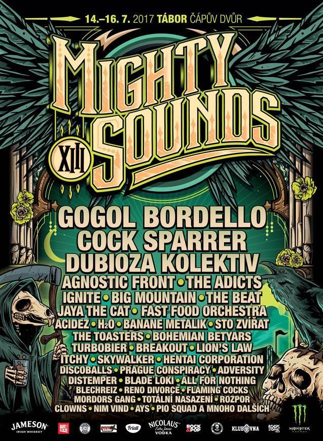 SOUTĚŽ: Jameson @ Mighty Sounds