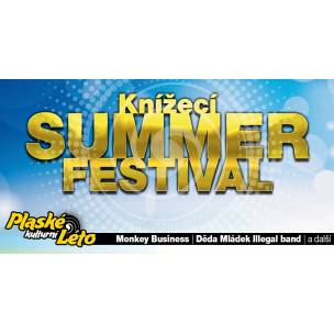SOUTĚŽ: Knížecí summer fest s Monkey Business