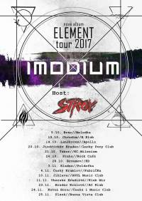 SOUTĚŽ: Imodium Element tour