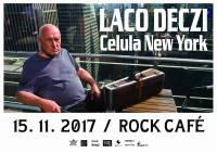 SOUTĚŽ: Laco Deczi v Rock Café
