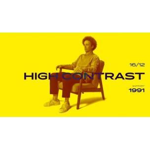 SOUTĚŽ: High Contrast v Roxy