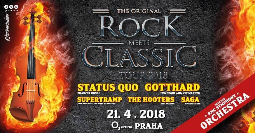 SOUTĚŽ: soutěž Rock Meets Classic