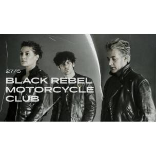 SOUTĚŽ: Black Rebel Motorcycle Club v Roxy