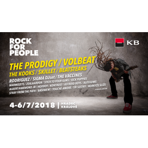SOUTĚŽ: Rock for People