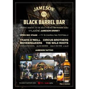SOUTĚŽ: Jameson Black Barrel @ Mighty Sounds