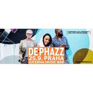 SOUTĚŽ: De Phazz v Praze