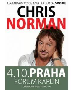 SOUTĚŽ: Chris Norman v Praze a Brně