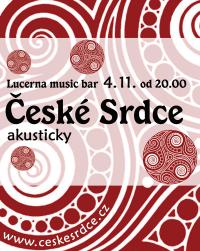SOUTĚŽ: České srdce akusticky