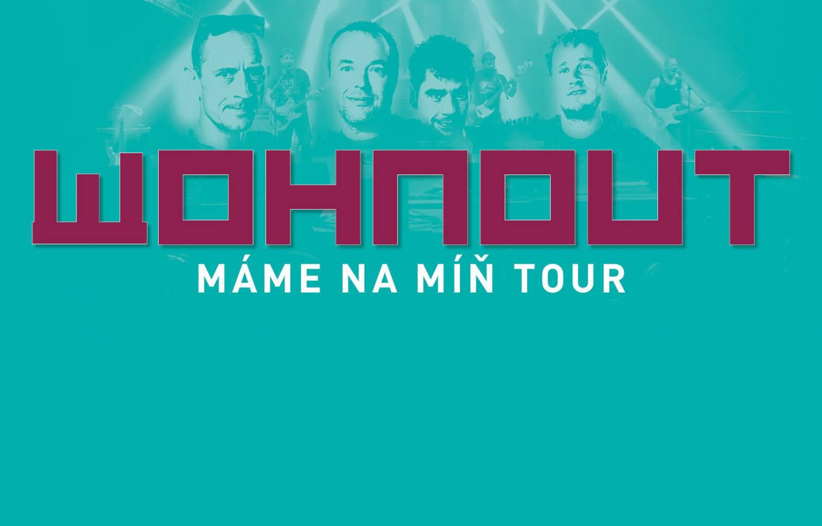 SOUTĚŽ: Wohnout tour