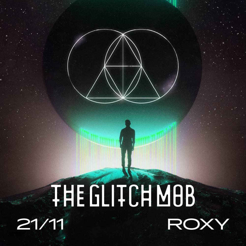 SOUTĚŽ: The Glitch Mob v Roxy