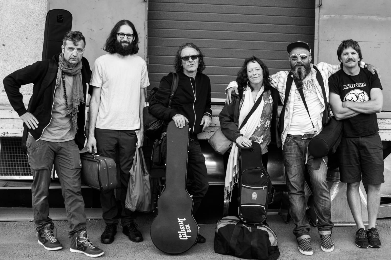SOUTĚŽ: Kultur Shock v Rock Café