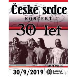 SOUTĚŽ : České srdce - 30 let