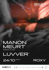 SOUTĚŽ: Manon Meurt na narozeninách Roxy