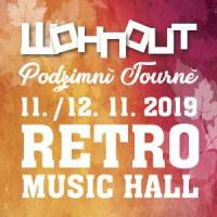 SOUTĚŽ: Wohnout v Retro Music Hall