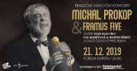 SOUTĚŽ: Vánoční koncert Michala Prokopa