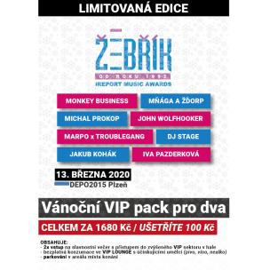 SOUTĚŽ: VIP pack na Žebřík