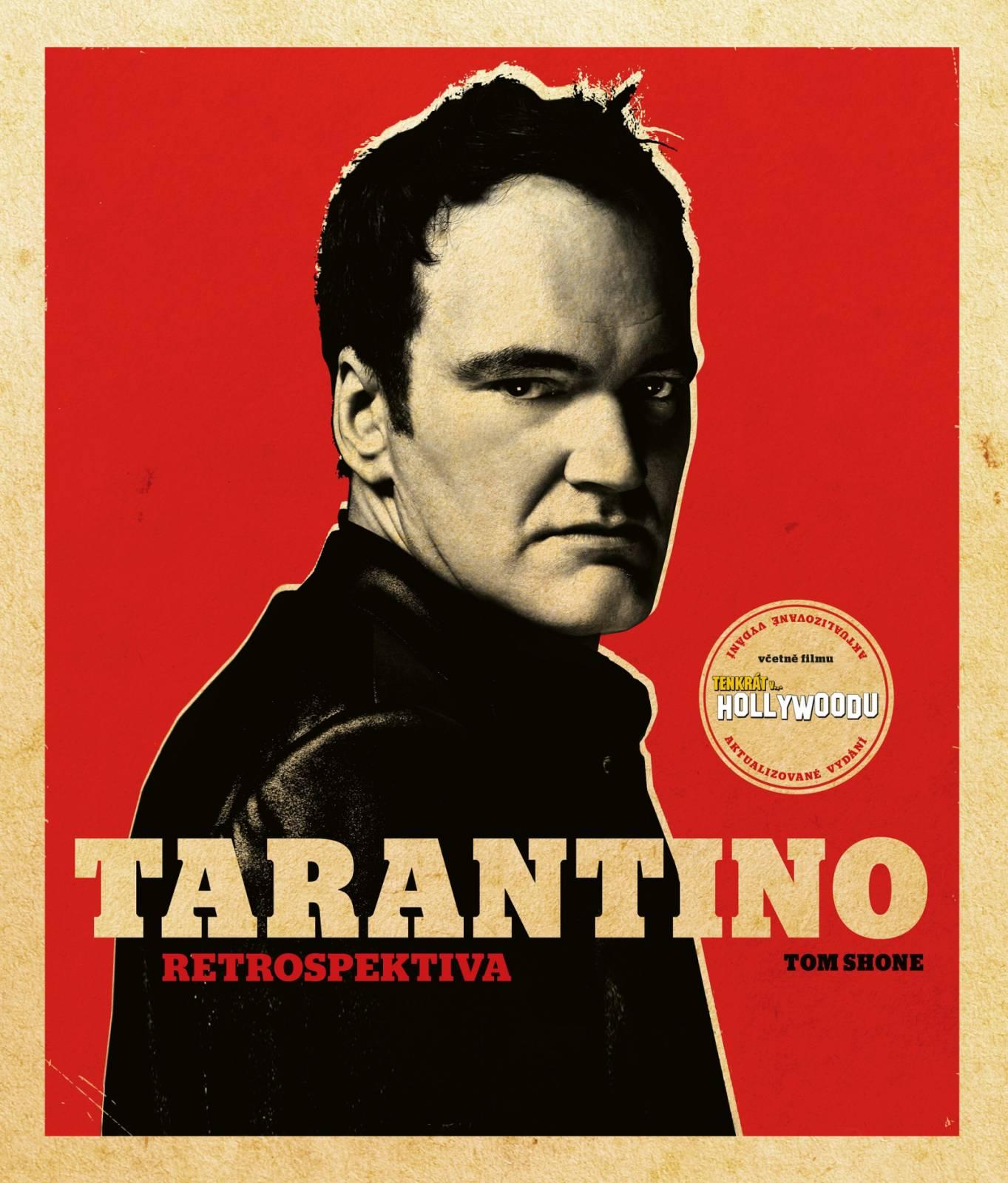 SOUTĚŽ: Kniha Tarantino - Retrospektiva