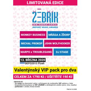 SOUTĚŽ: Valentýnský VIP pack na Žebřík