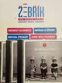 SOUTĚŽ: Monkey Business na Žebříku