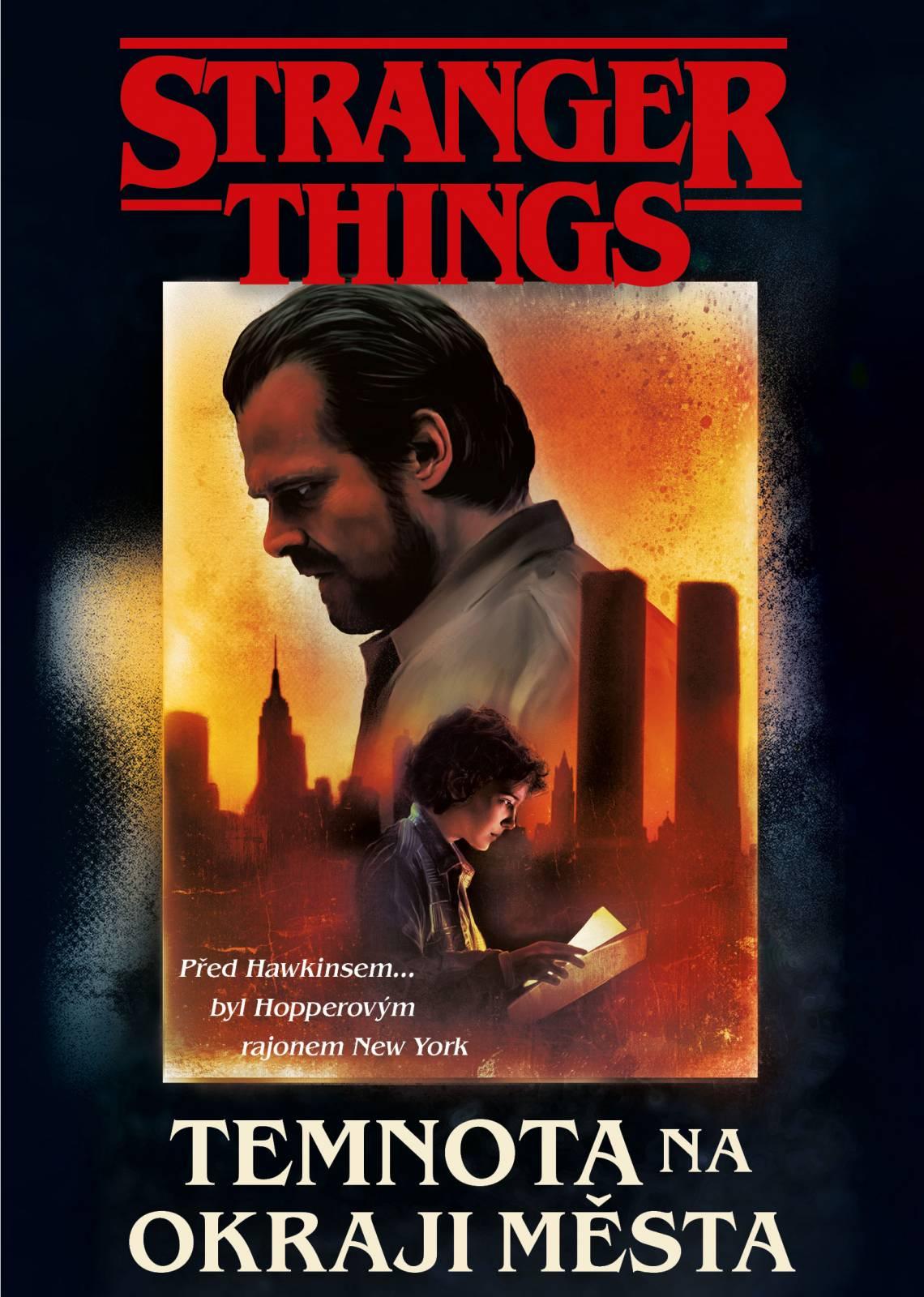 SOUTĚŽ: Kniha Stranger Things