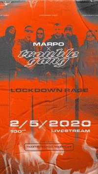 SOUTĚŽ: Marpo – Lockdown Rage