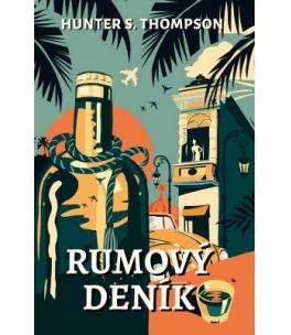 SOUTĚŽ: Kniha Rumový deník