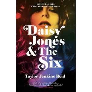 SOUTĚŽ: Kniha Daisy Jones & The Six