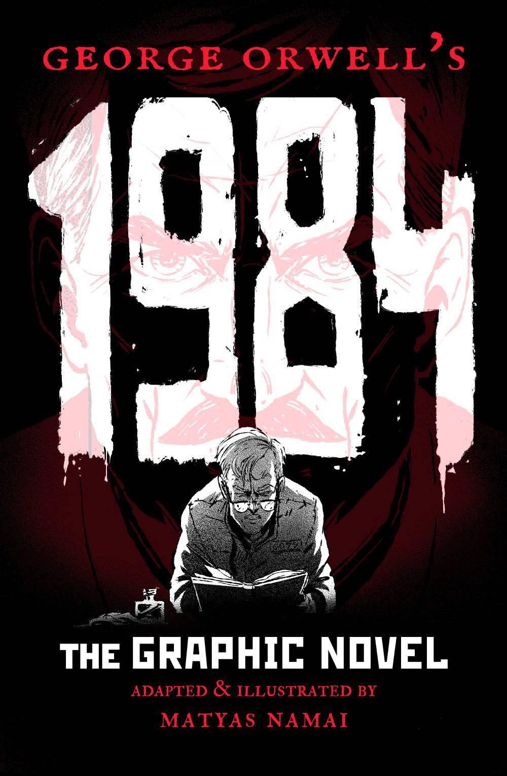 SOUTĚŽ: Komiks 1984