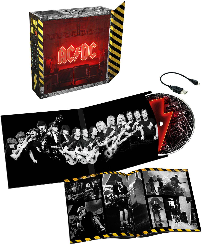 SOUTĚŽ: CD box AC/DC