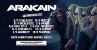 SOUTĚŽ: Arakain tour