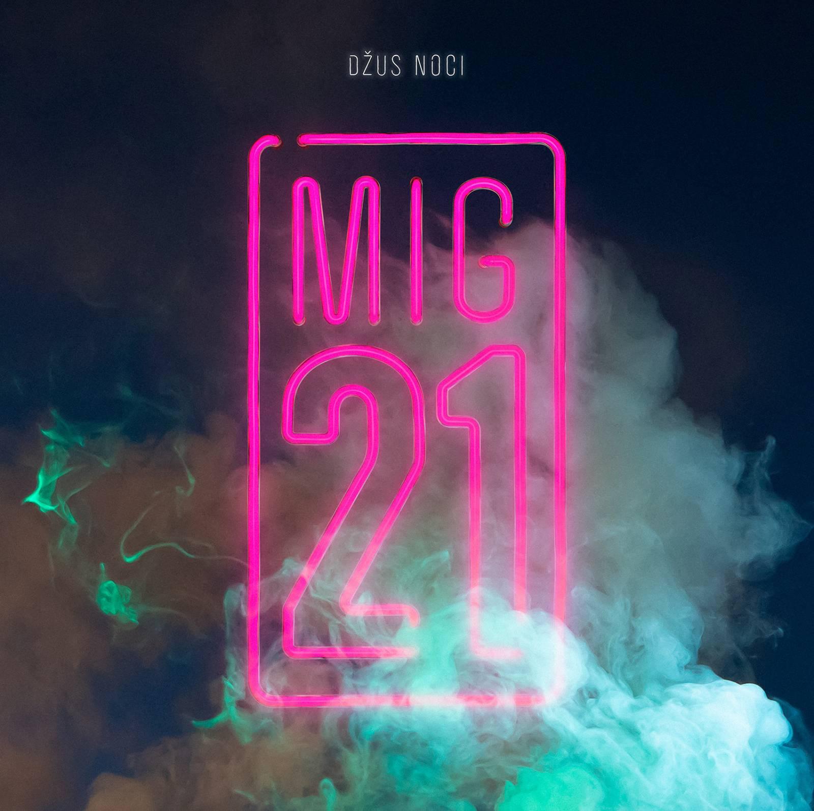 SOUTĚŽ: Mig 21