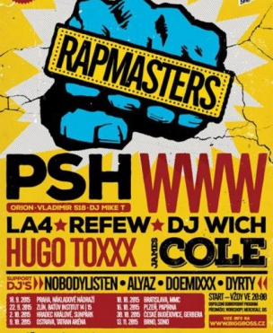 Rapmasters tour