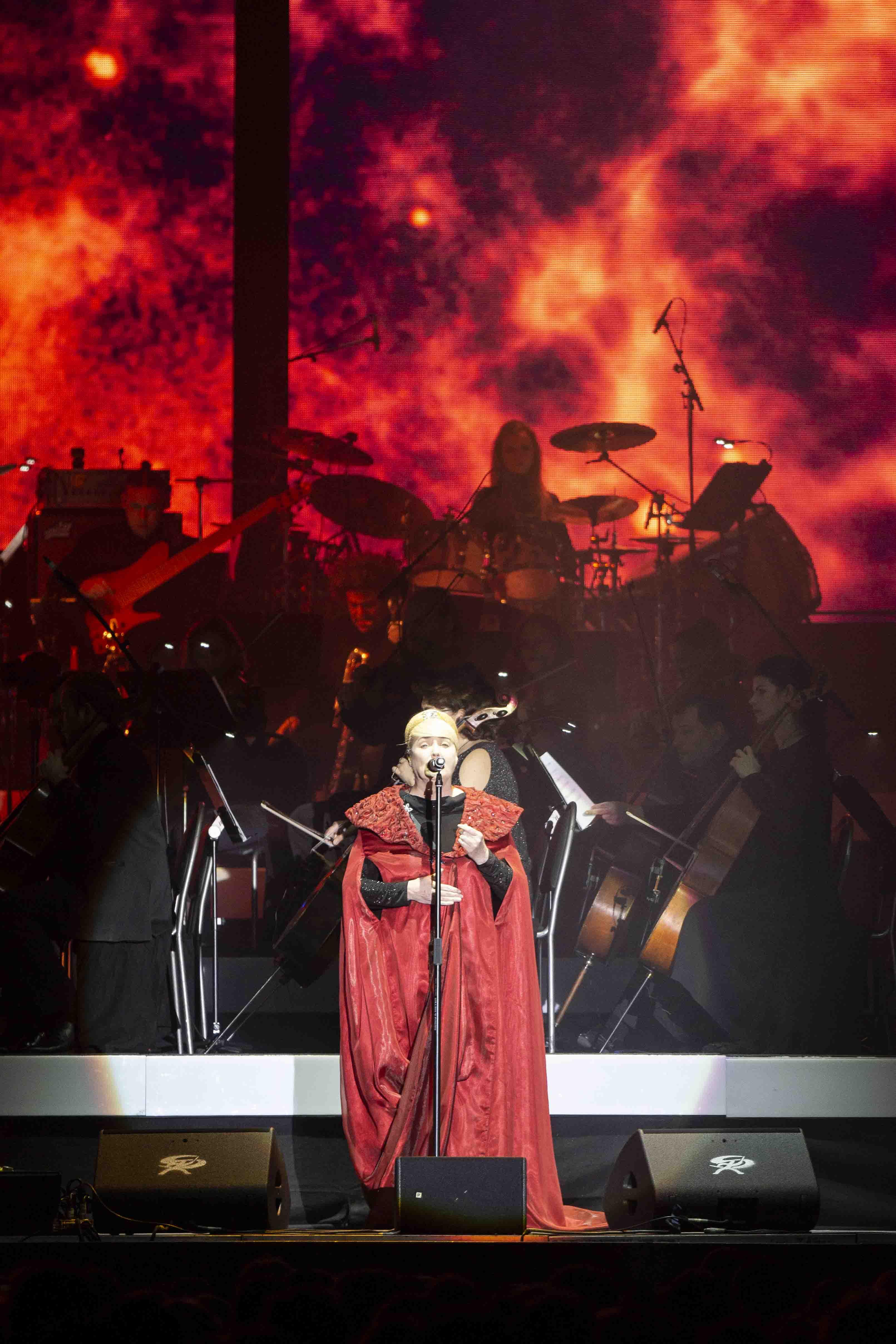 LIVE: Nightwish v Praze potěšili, ale nepřekvapili