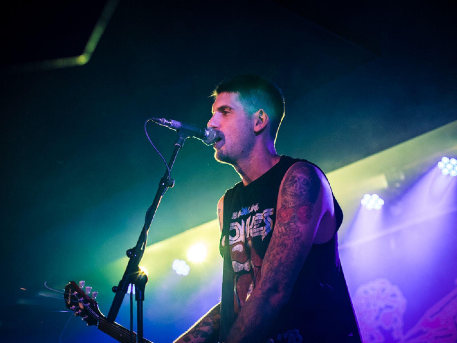 VIDEO: Five Finger Death Punch zveřejnili nový klip Ain't My Last Dance. V listopadu ho představí i u nás