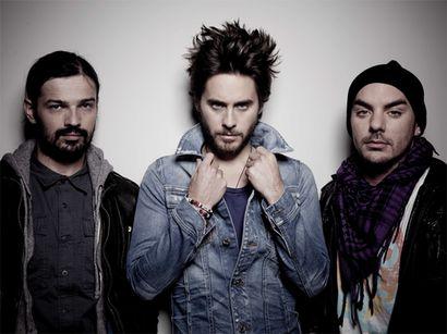 Do pražského koncertu 30 Seconds To Mars zbývá den!