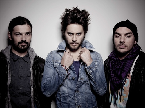 30 Seconds To Mars se dostali do Guinnessovky