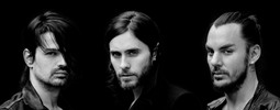 AUDIO: 30 Seconds to Mars mají rádi National Geographic
